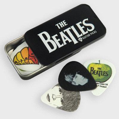 Beatles Guitar Picks