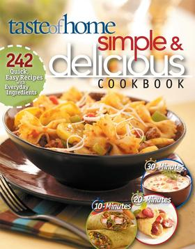 Simple and Delicious Cookbook