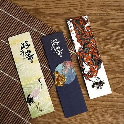 Japanese Bookmarks