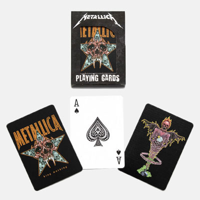 King Nothing Playing Cards