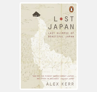 Lost Japan Book