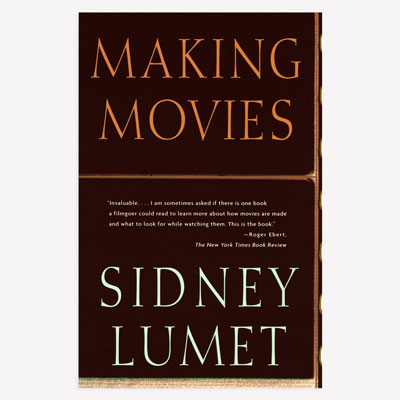 Making Movies book