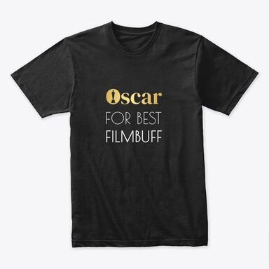 Oscar for Filmbuff T-shirt