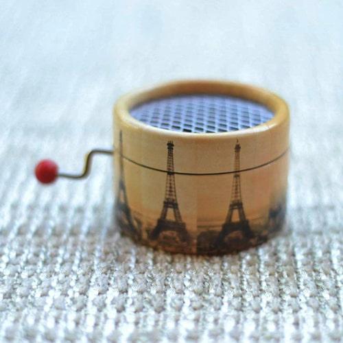 Paris Themed Music Box