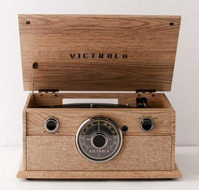 Victrola Bluetooth Record Player