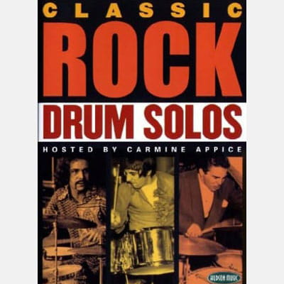 Drum Solos Collection DVD