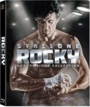 Rocky Blue-ray Collection