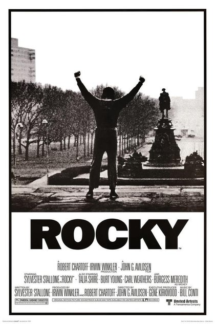 Rocky Million to One Poster