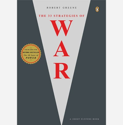 Robert Greene book about War