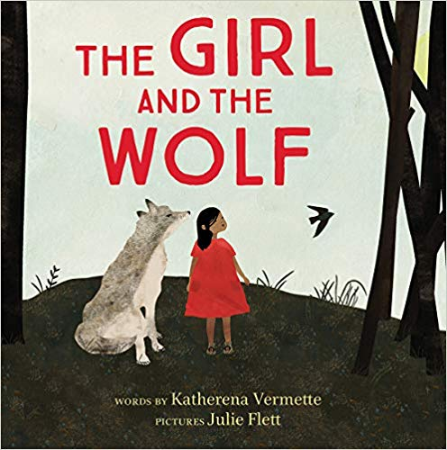 The Girl & The Wolf Book