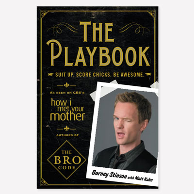 The Playbook From How I Met Your Mother